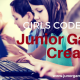 Girls Code with Junior Game Creators