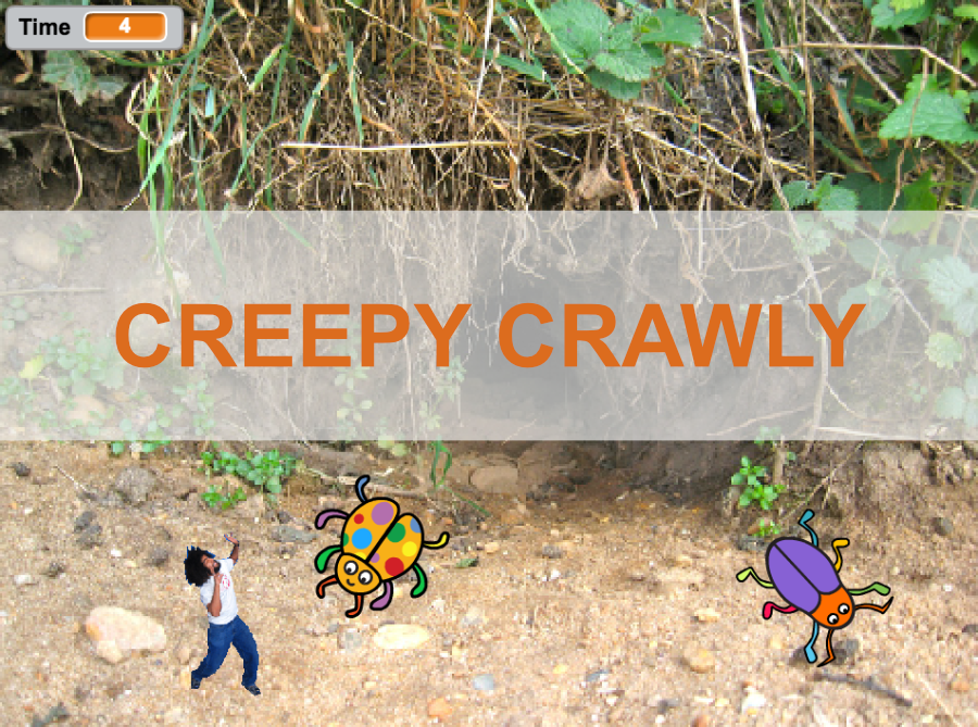 Creepy Crawly Game Recipe