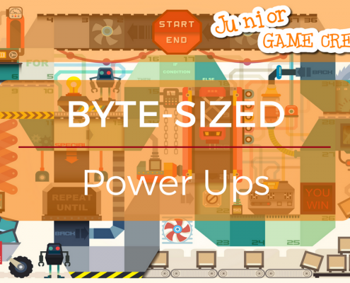 Creating Power Ups in Scratch