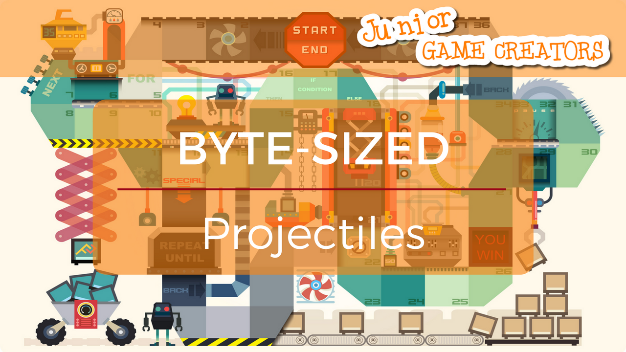 Creating Projectiles in Scratch
