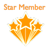 Star Member Badge