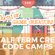 MAY HALF TERM Code Camp