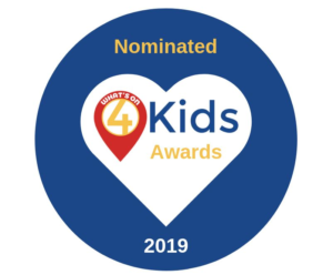 Whats on for kids award