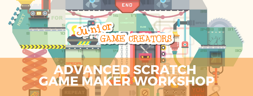 Advanced Scratch Game Maker Workshop